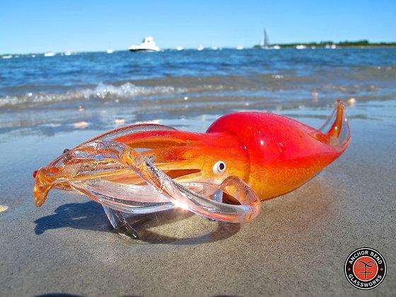 Red Squid