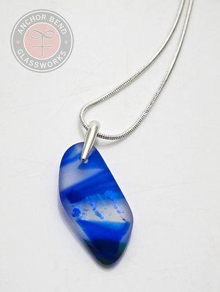 Seaglass Single-Pendant Necklace