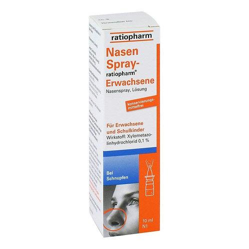 NasenSpray-ratiopharm Erwachsene 10 ml