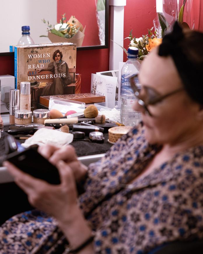 Frances Barber in MUSIK