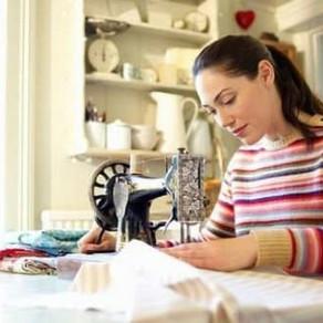 История создания первой швейной машины
