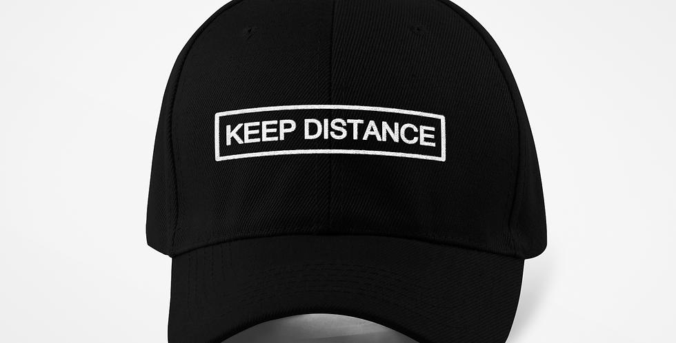 Кепка Сохраняй дистанцию Keep Distance