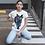 Thumbnail: Starrysky cat T-shirt