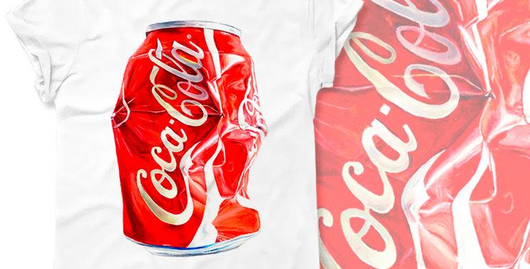 Coca - Cola T-shirt