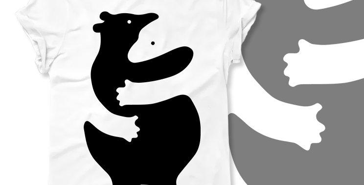 Футболка Bears hugs - арт. 441