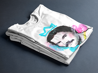t-shirt-mockup-folded-over-two-tees-on-a