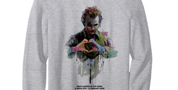 Свитшот Heath Ledger as the Joker