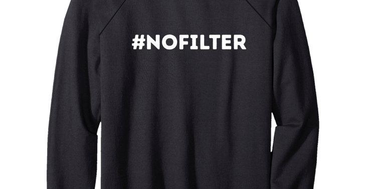 Свитшот No filter Без фильтра