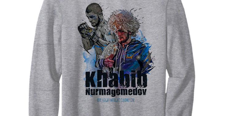 Свитшот Habib Хабиб Нурмагомедов