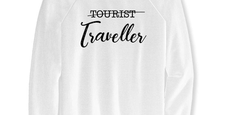Свитшот Traveller