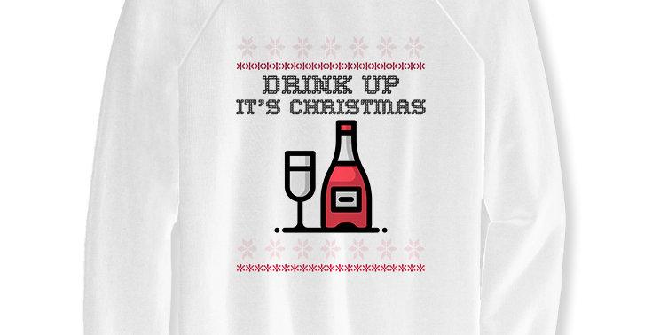Свитшот Drink up