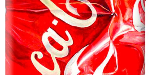 Чехол на IPhone Coca Cola