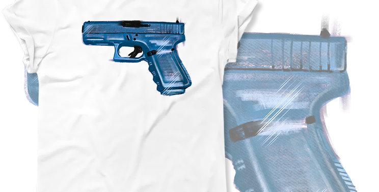 Denim Gun T-shirt
