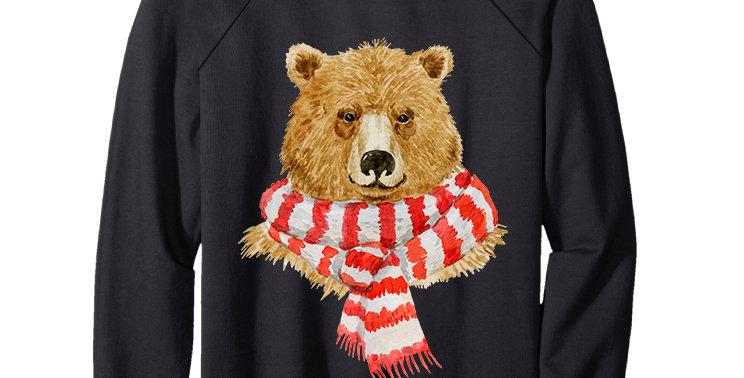 Свитшот Christmas bear