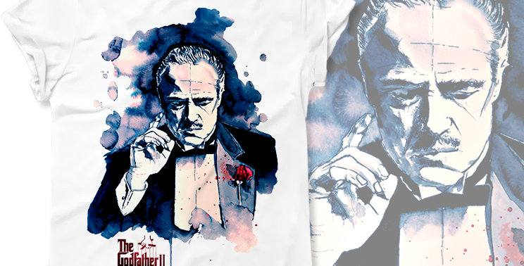 Don Carleone The Goodfather T-shirt