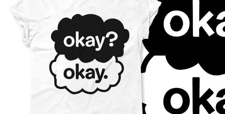 Футболка Okay - арт. 447