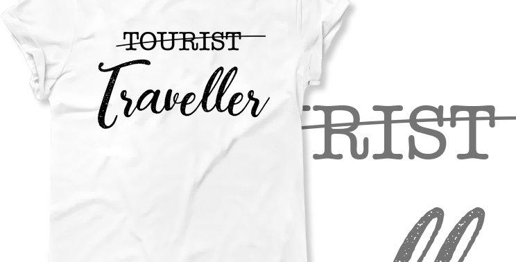 Футболка Traveller