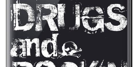 Чехол на IPhone Sex Drugs and Rock'n roll