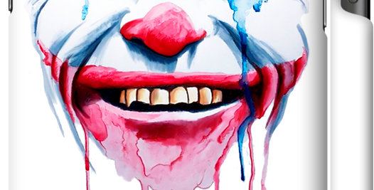 Чехол на IPhone Joker Put on a happy face