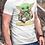 Thumbnail: Футболка Baby Yoda Mandalorian