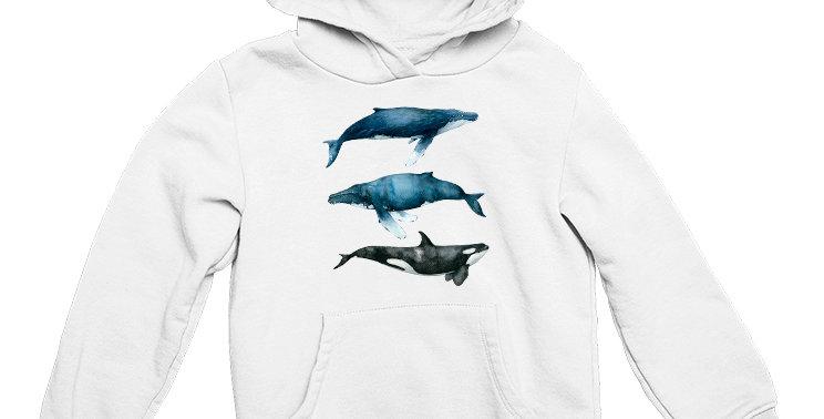 Худи Три кита