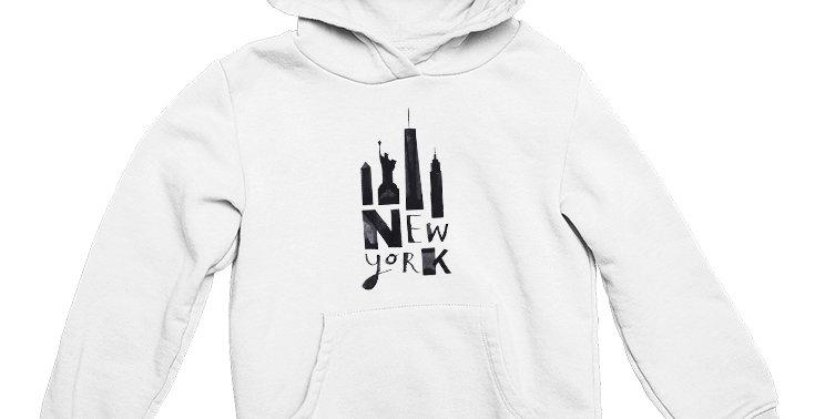 Худи Нью-Йорк