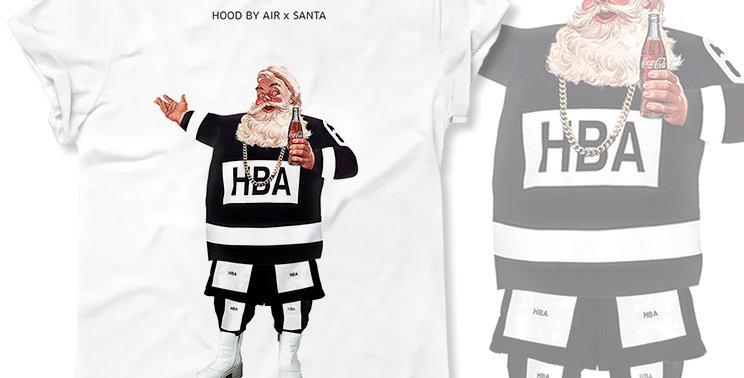 Футболка Hood by Air Santa