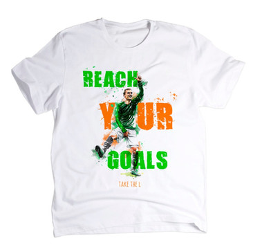 tshirt reach your golls