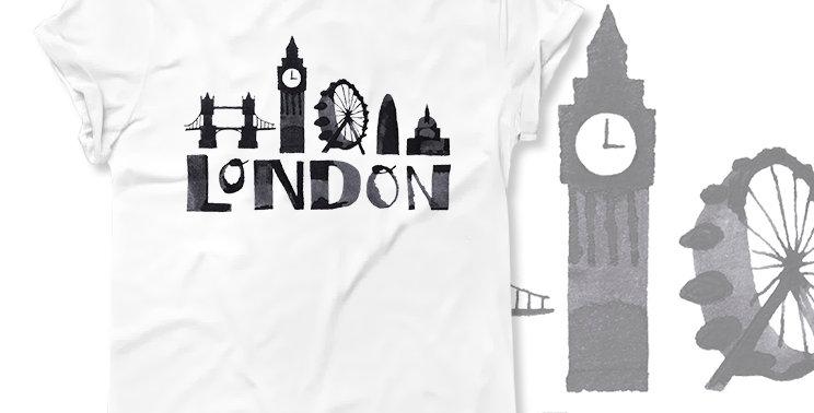 Футболка London
