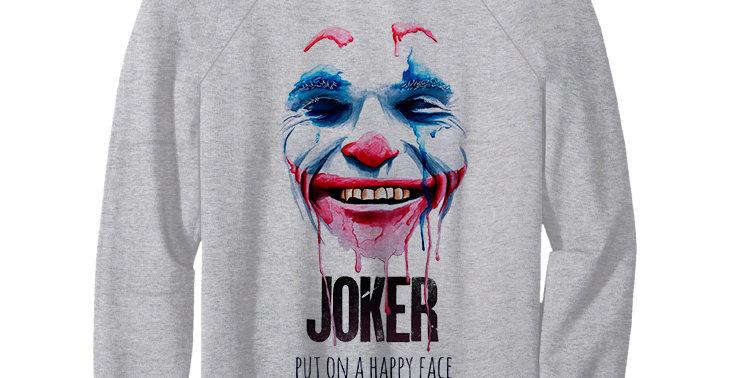Свитшот Джокер Joker Joaquin Phoenix