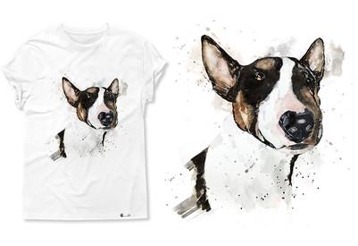 tshirt dog