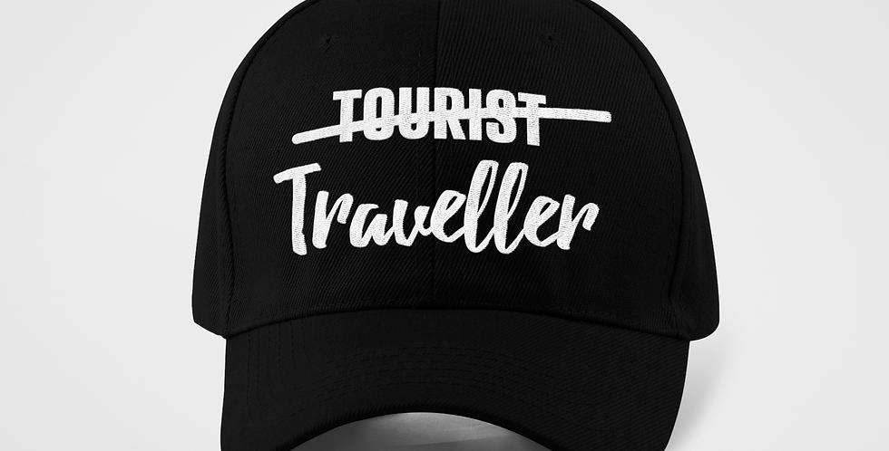 Кепка Путешественник Traveller