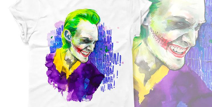 Футболка Джокер Joker