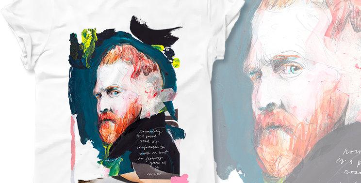 Футболка Ван Гог Van Gogh