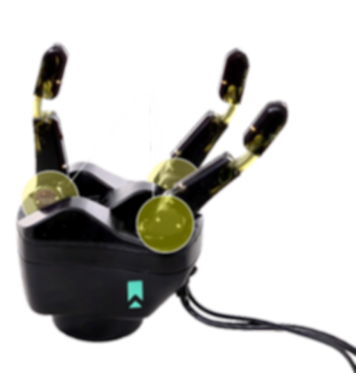 three fingered robot hand