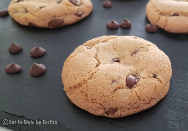 Best Spelt Choc-Chip Cookies