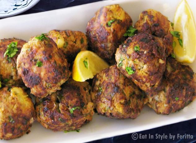 Parsi Style Kebabs