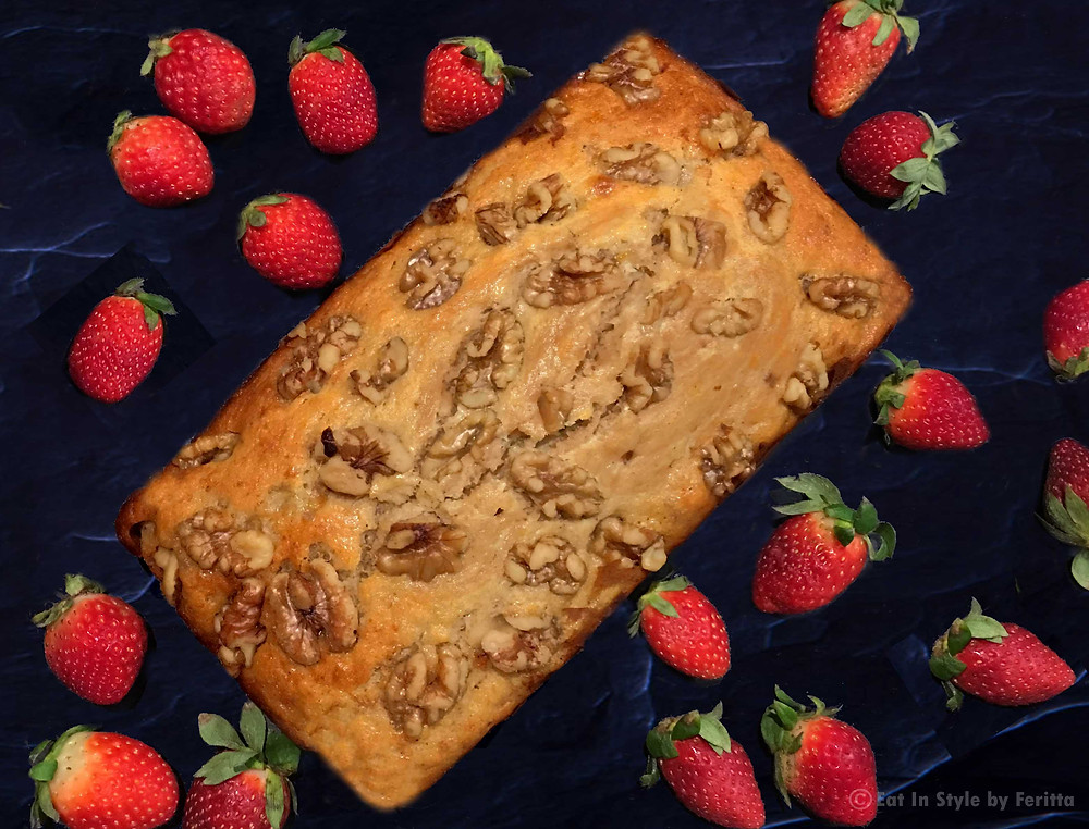 Banana Bread | Eat In Style by Feritta