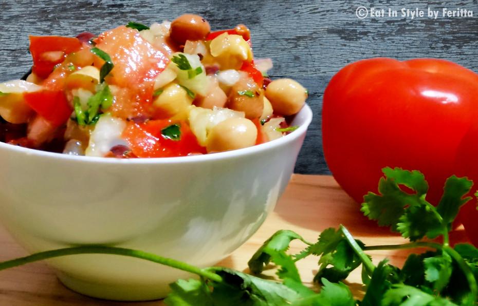 Quick Bean Salad