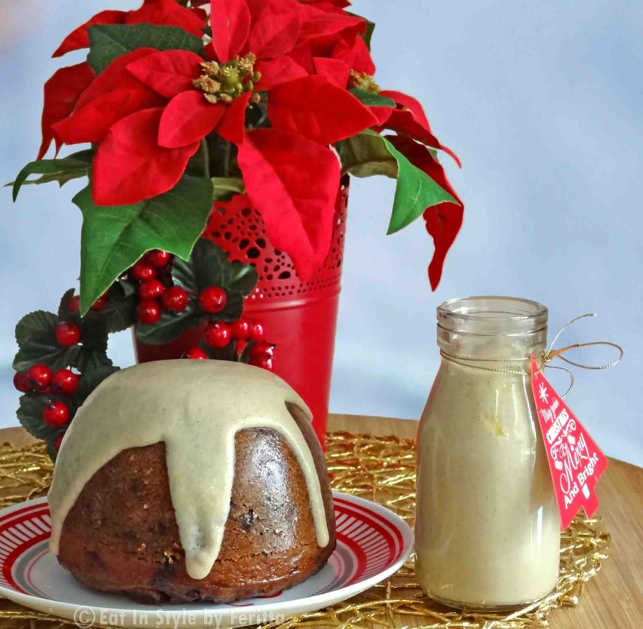Spiced Christmas Custard