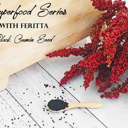 Superfood Series: Black Cumin Seeds