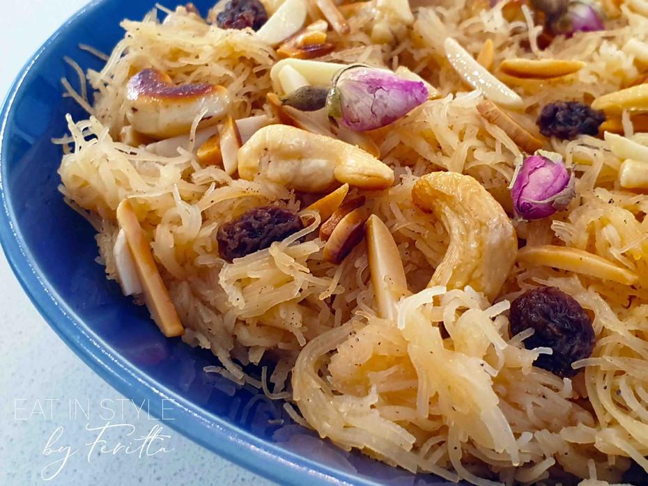 Parsi Sev (Sweet Vermicelli)