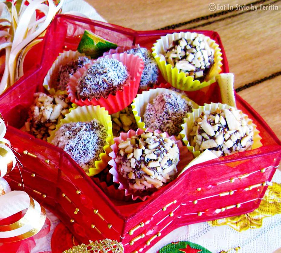Chocolate Truffle Balls