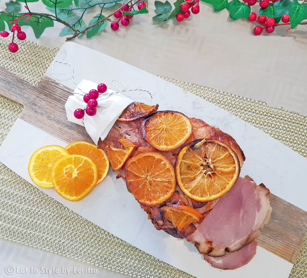 Best Easy Christmas Ham