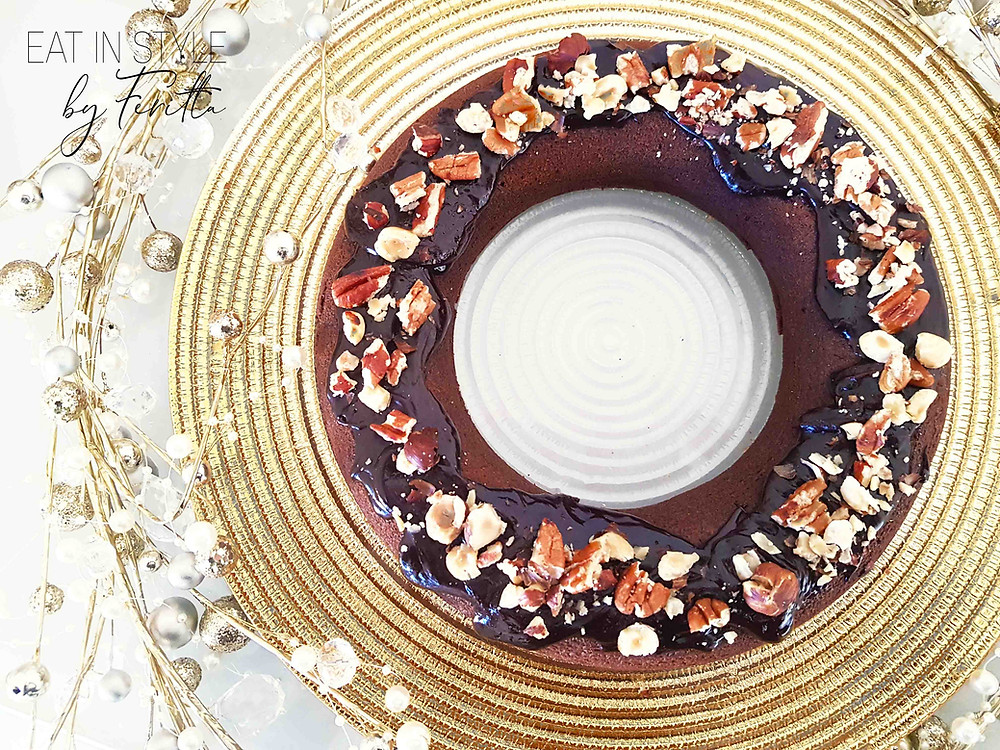Magical Chocolate Chickpea Cake | Eat In Style by Feritta