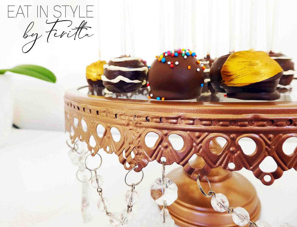Marzipan Pops - Eat In Style by Feritta