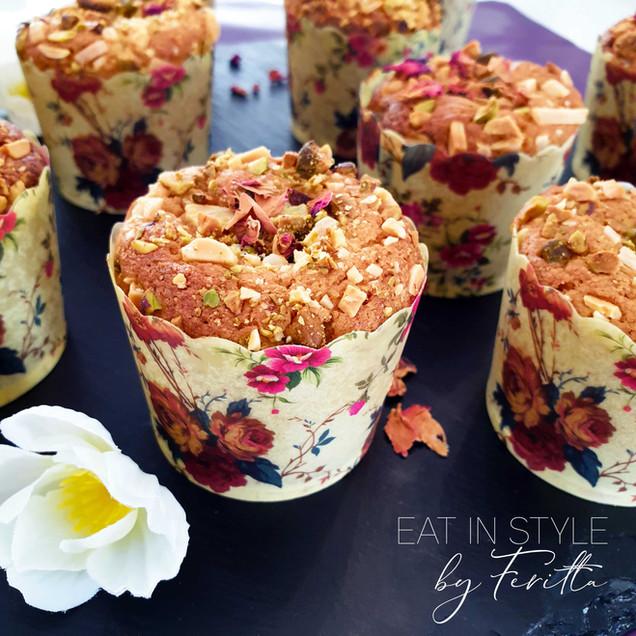 Parsi Mawa Cupcakes