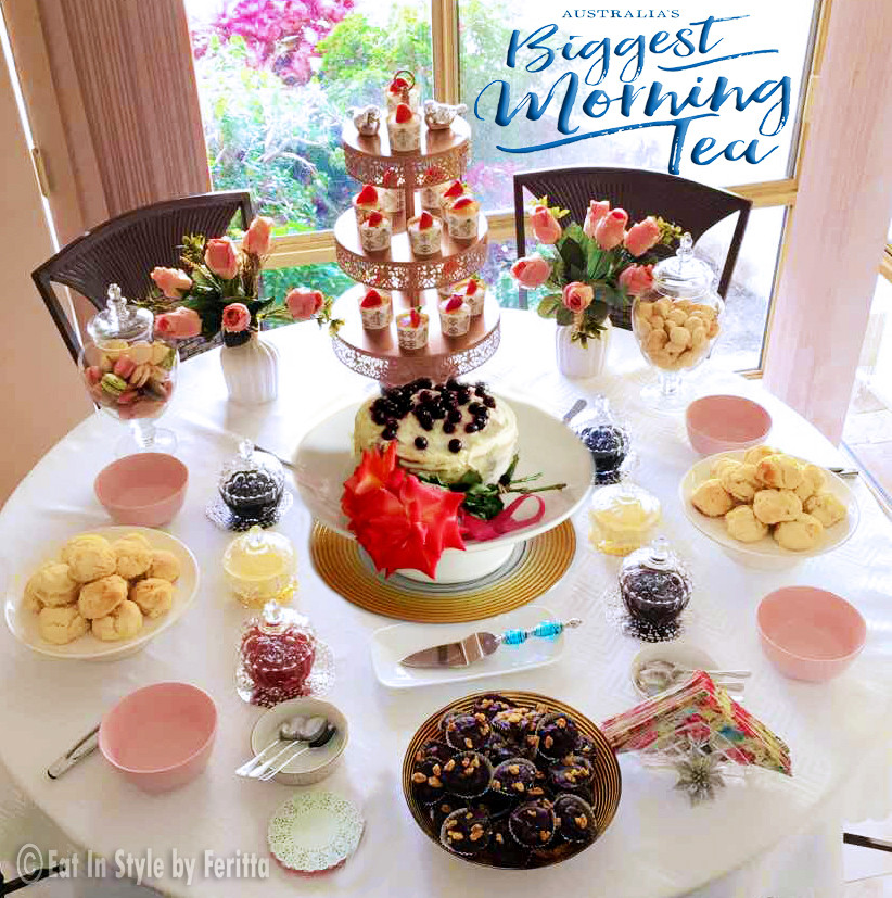Australia's Biggest Morning Tea | Eat In Style by Feritta
