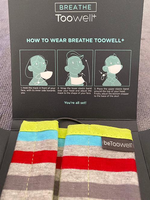 beToowell Breathe+ Kids Yellow