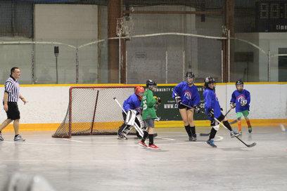 Peterborough Ball Hockey Game